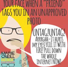 marie oneill illustrator memes