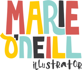 Marie O'Neill Design + Illustration