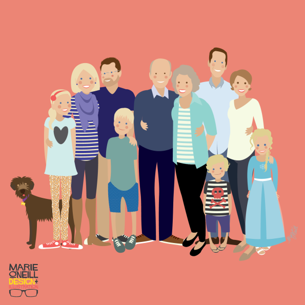 illustrated family portraits marie oneill -02